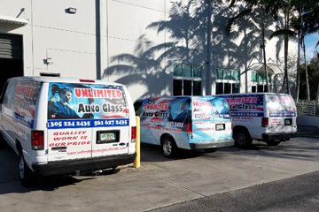 Auto glass free mobile service